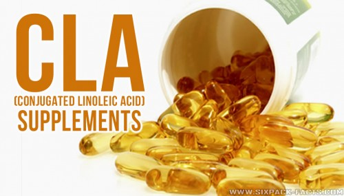 CLA (Conjugated Linoleic Acid) Supplements
