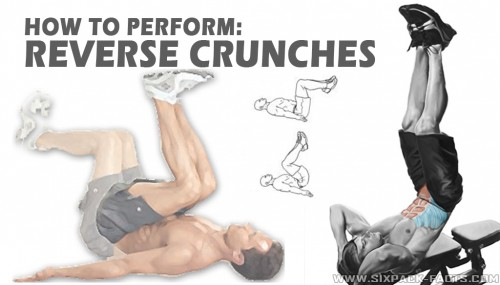 How To Perform: Reverse Crunches