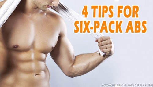 4 Tips For Six-Pack Abs