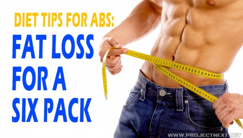 Fat Loss for a Six Pack