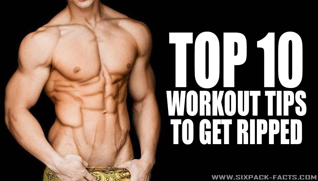best workouts to get ripped