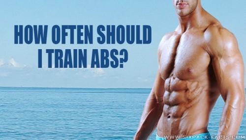 How Often Should I Train Abs