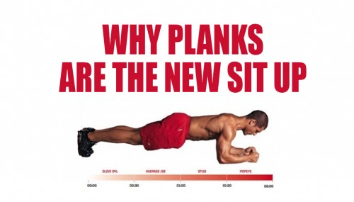Why Planks are the New Sit Up