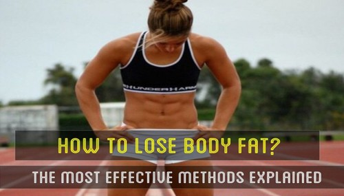 How to Lose Body Fat