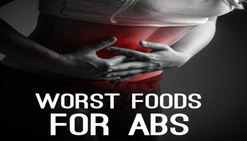 Worst Foods For Abs