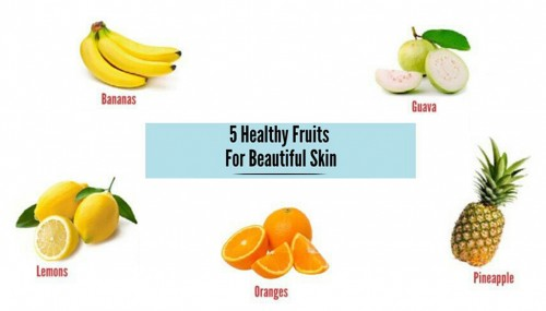 5 Healthy Fruits for Beautiful Skin
