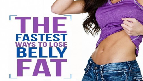 The Fastest Ways To Lose Belly Fat