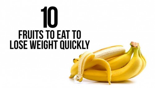 10 Fruits To Eat To Lose Weight Quickly