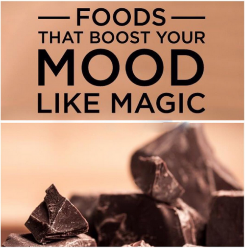 Foods That Boost Your Mood Like Magic