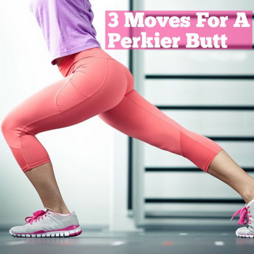 3 Moves for a Perkier Butt