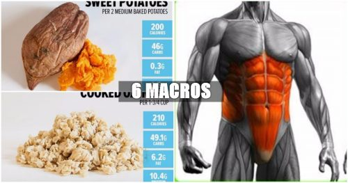 Measuring Your Macros : What 50 Grams of Carbs Looks Like