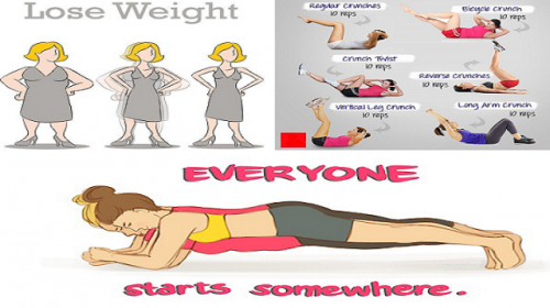 Best Fat Burning Exercises - Fat Burning workouts at Home