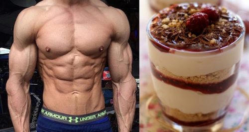 Bodybuilding Recipes – Easy to Make High Protein Dessert