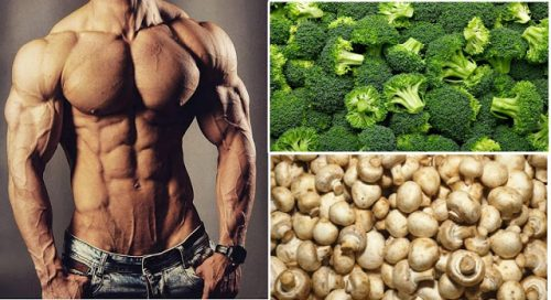 The Top Muscle Building Vegetables You Should Be Eating