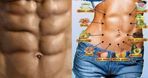 6 Pack Abs Diet – 3 Super Foods to Help Melt Away Belly Fat