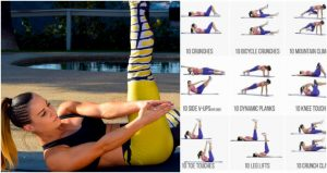 12 Exercises To Build A Stronger Core And Posture