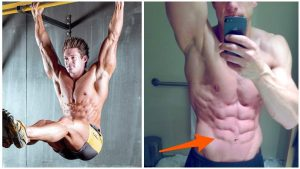 3 Exercises To Help You Develop Those Stubborn Lower Abs
