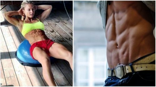 6 Killer Exercises For a Rock Hard Six Pack